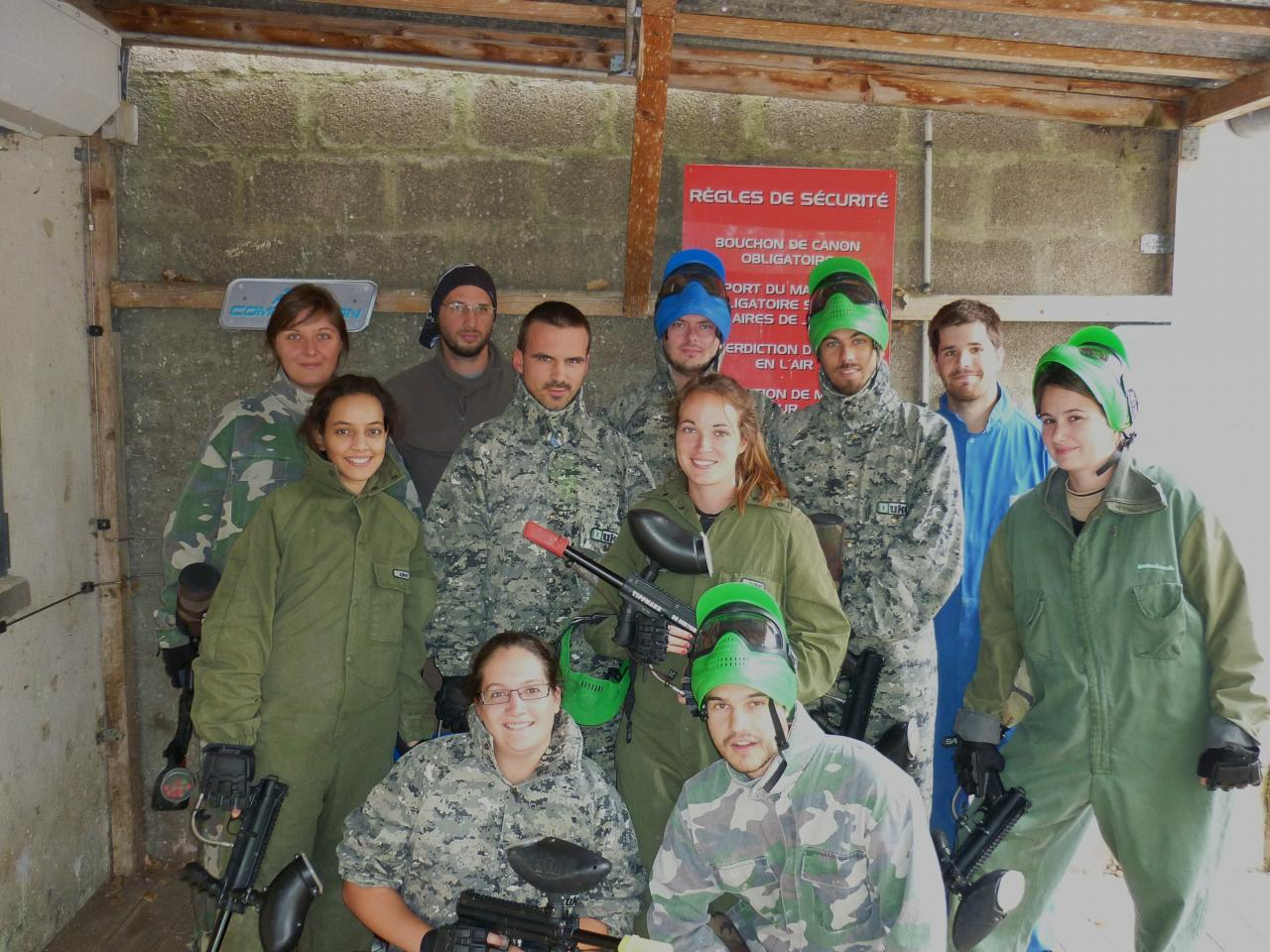 AIPBMC PAINTBALL