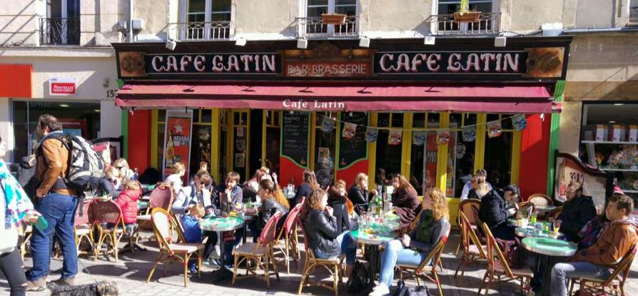 Cafe latin 1